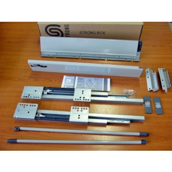 Strongbox 140x350 szürke