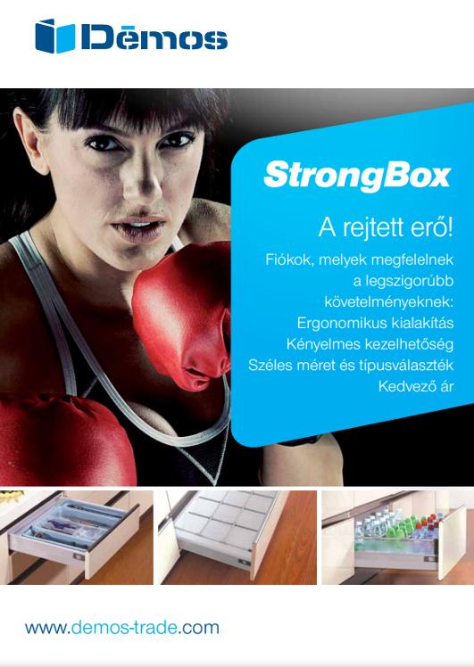 Strongbox fiók