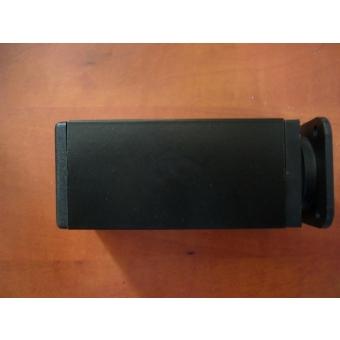 Állítható szekrényláb fekete