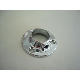 Fém rúdtartó kör alakú D25mm
