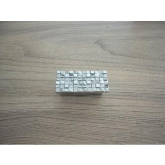 Fogantyú mozaik króm 32mm