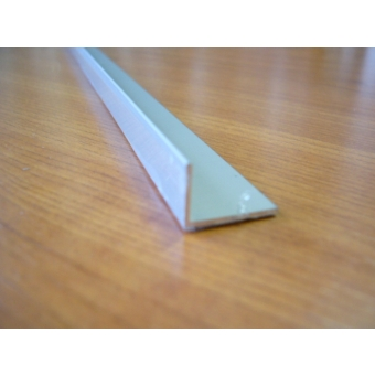 Sevroll L profil ezüst 3m